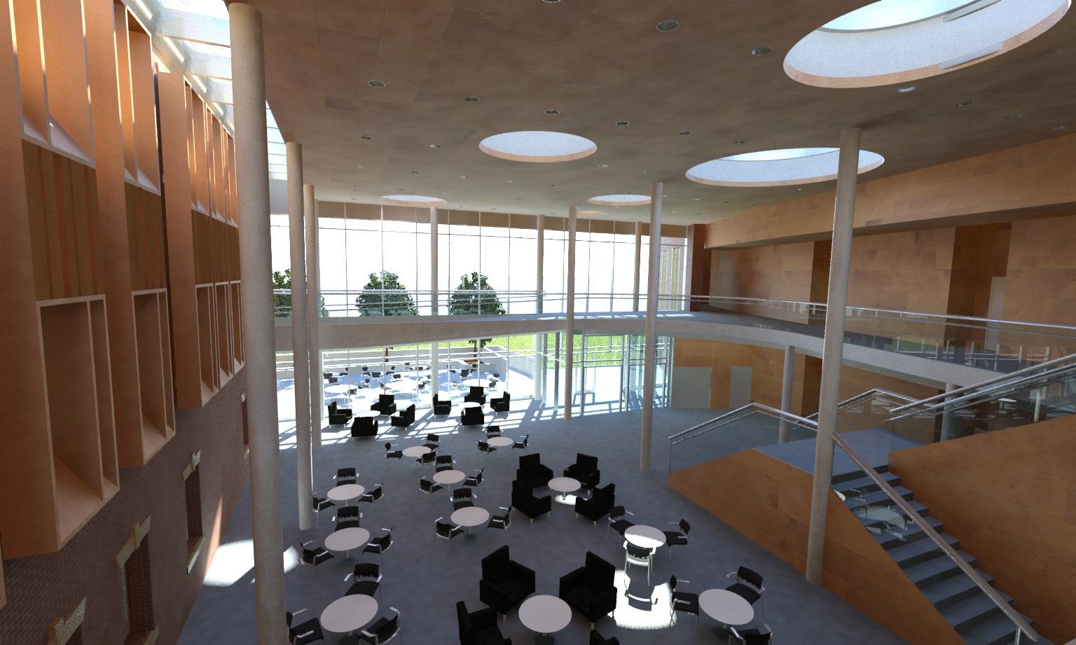 Classroom with Daylighting