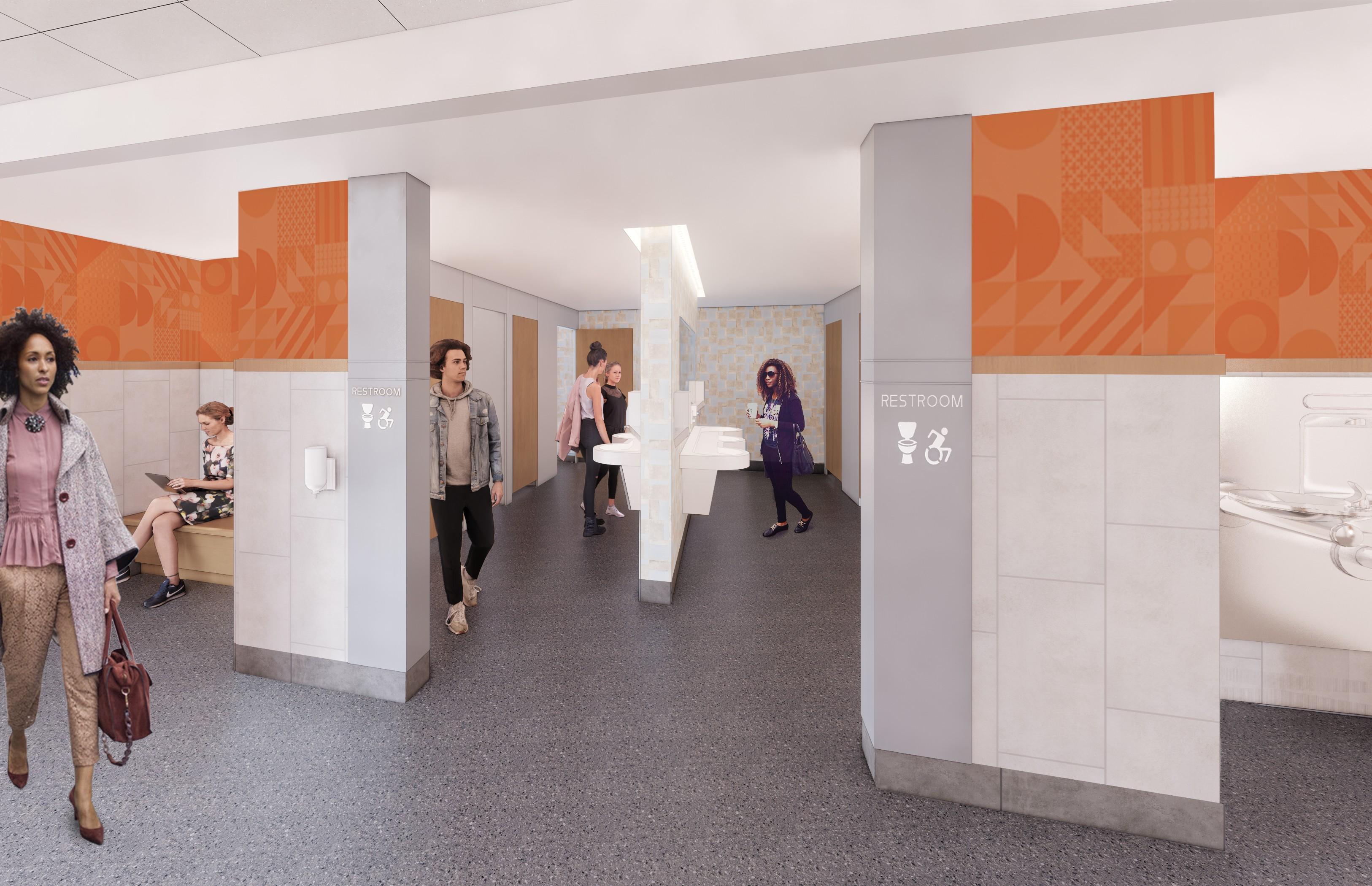 All-Gender toilet room study
