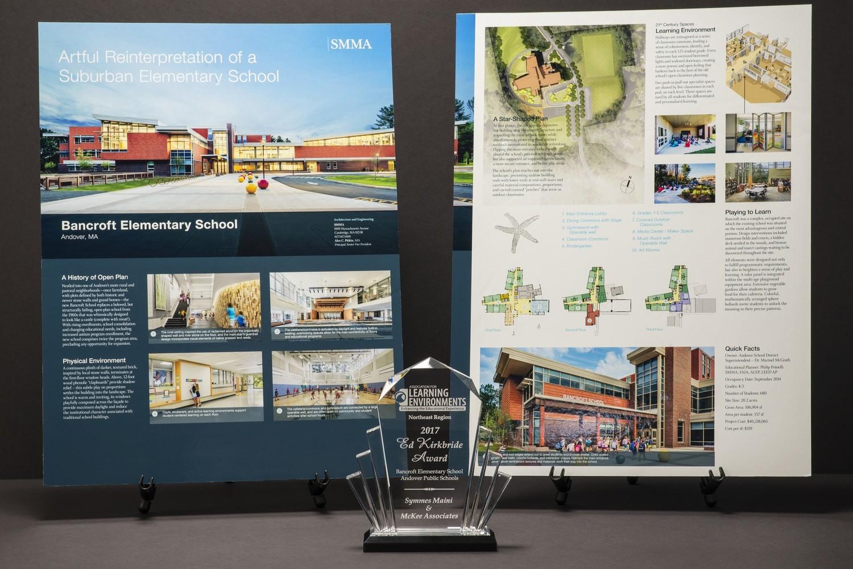 Andover Bancroft A4LE Kirkbride Award