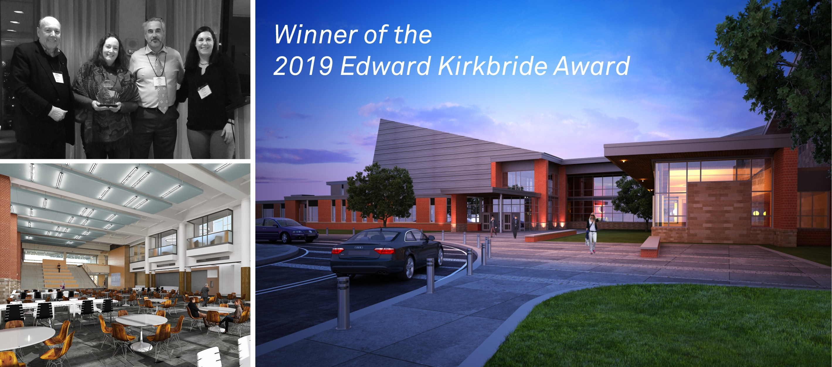 North Middlesex Regional High School Wins Edward Kirkbride Award