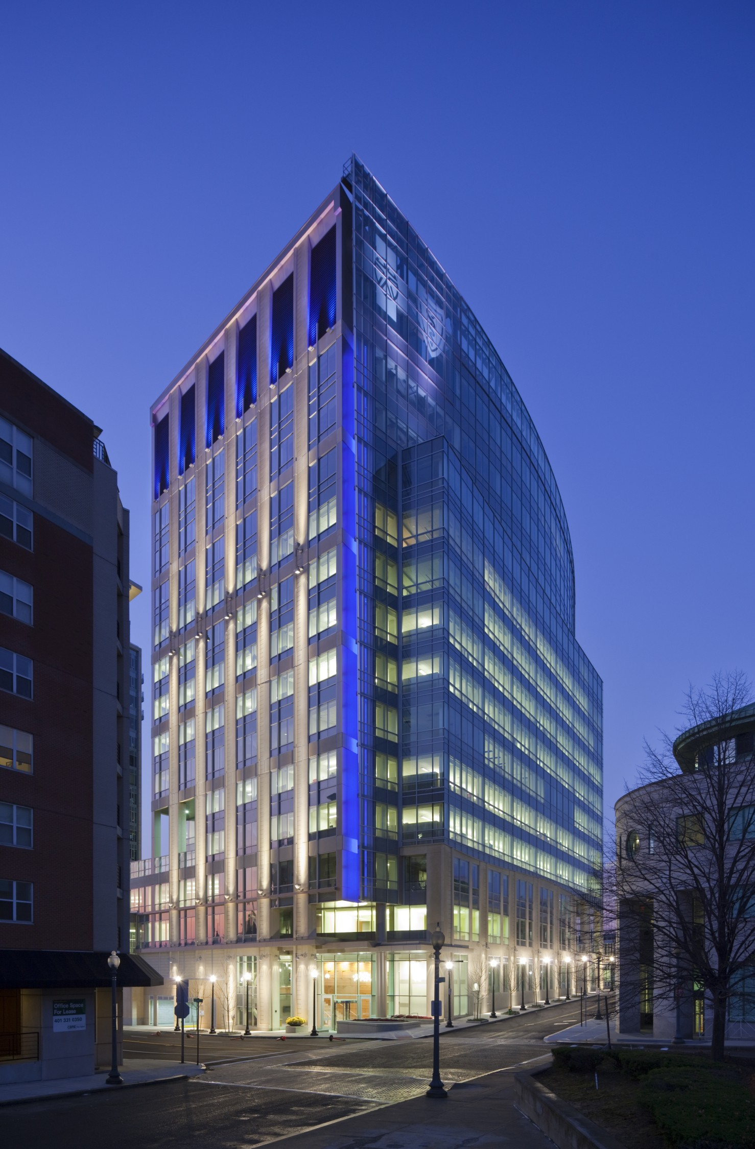 Blue Cross Blue Shield RI Headquarters