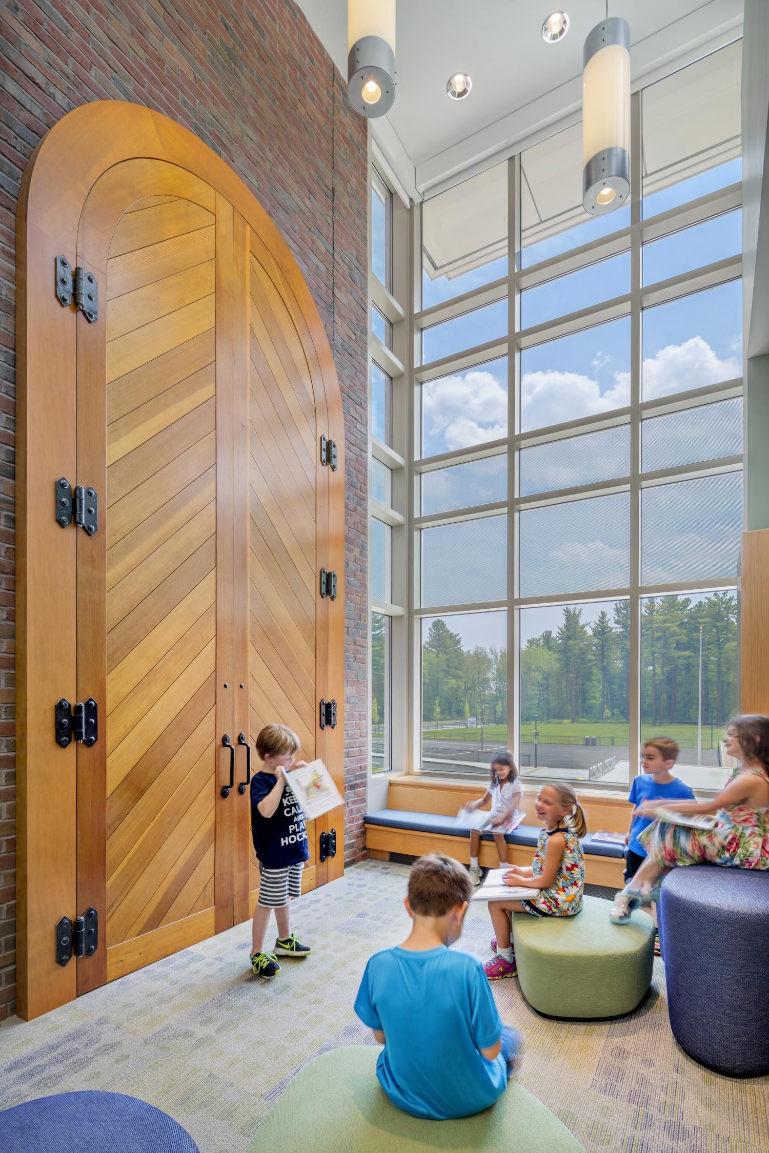 SMMA Elementary School Classroom Design for Bancroft Elementary