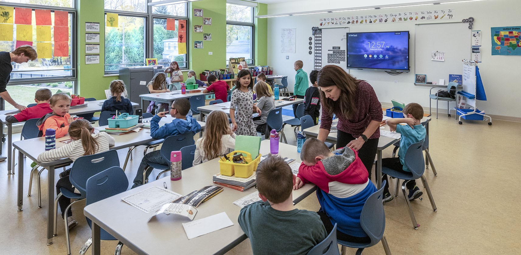 Templeton Elementary School Classrooms