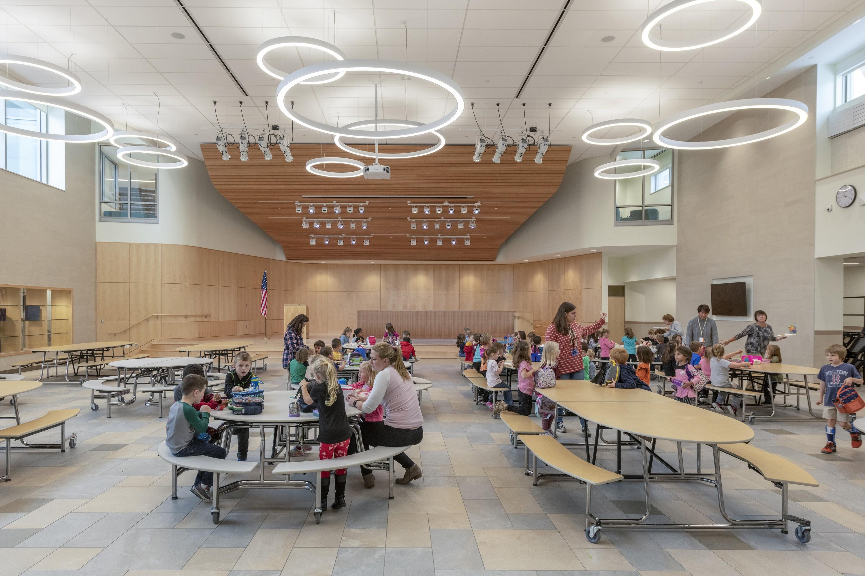 Templeton Elementary School Cafetorium