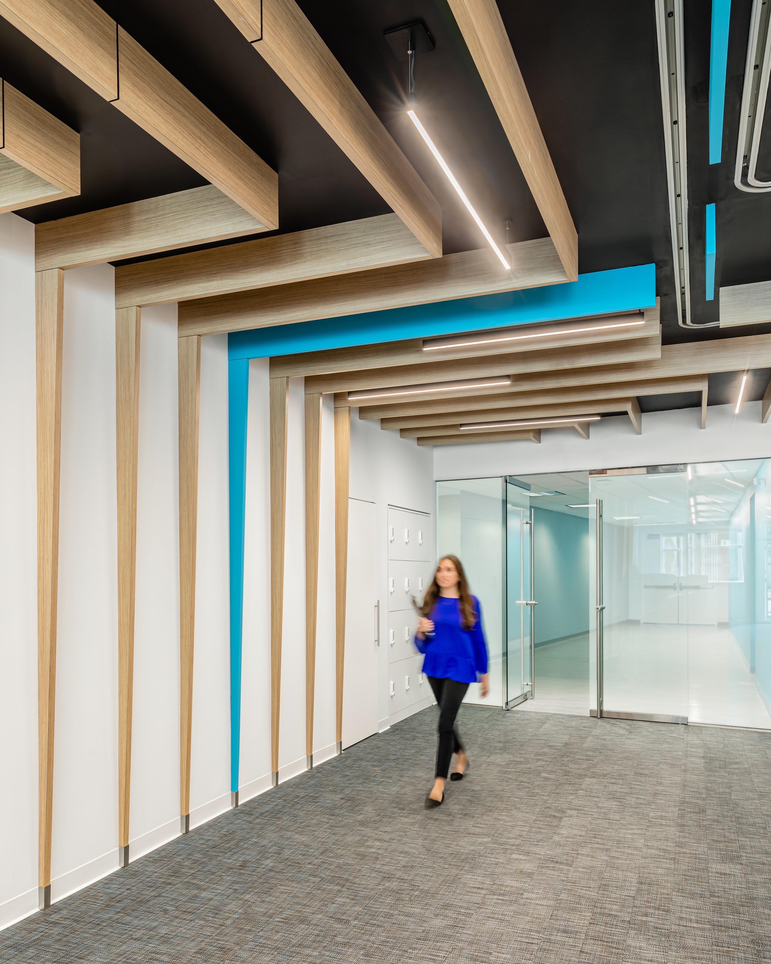 Waters Cambridge Corridors Creating Continuity