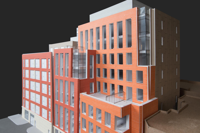 Symphony Court development model