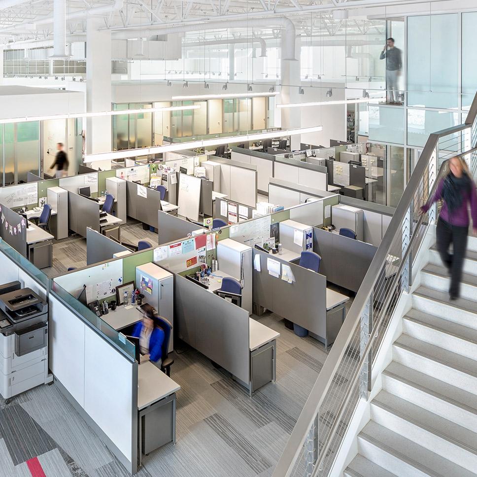 Office Interior Design Standards | SMMA