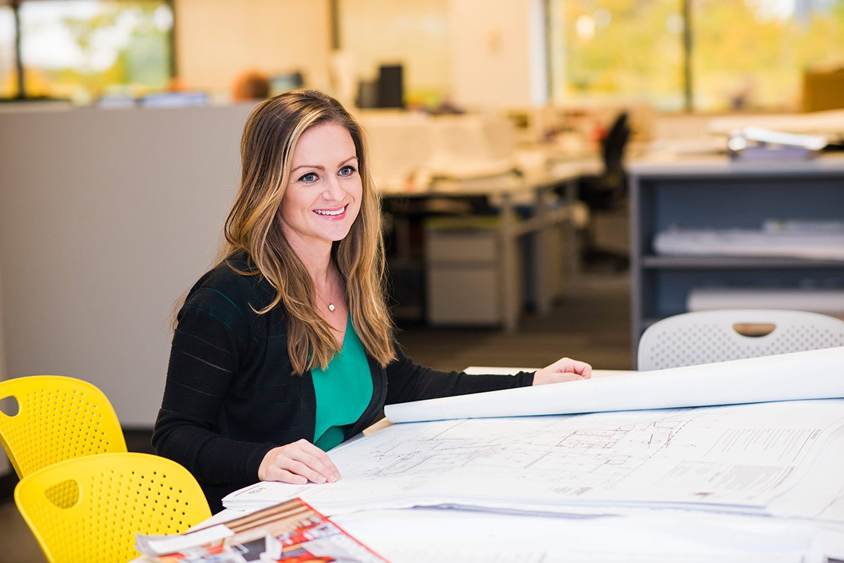 Emily Modoono Interior Designer and Senior Associate at SMMA