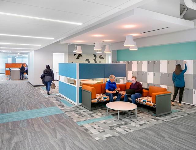 SMMA | Foundation Medicine | Work Place | Cambridge, MA