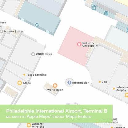 SMMA | Boston iOS11 Indoor Maps