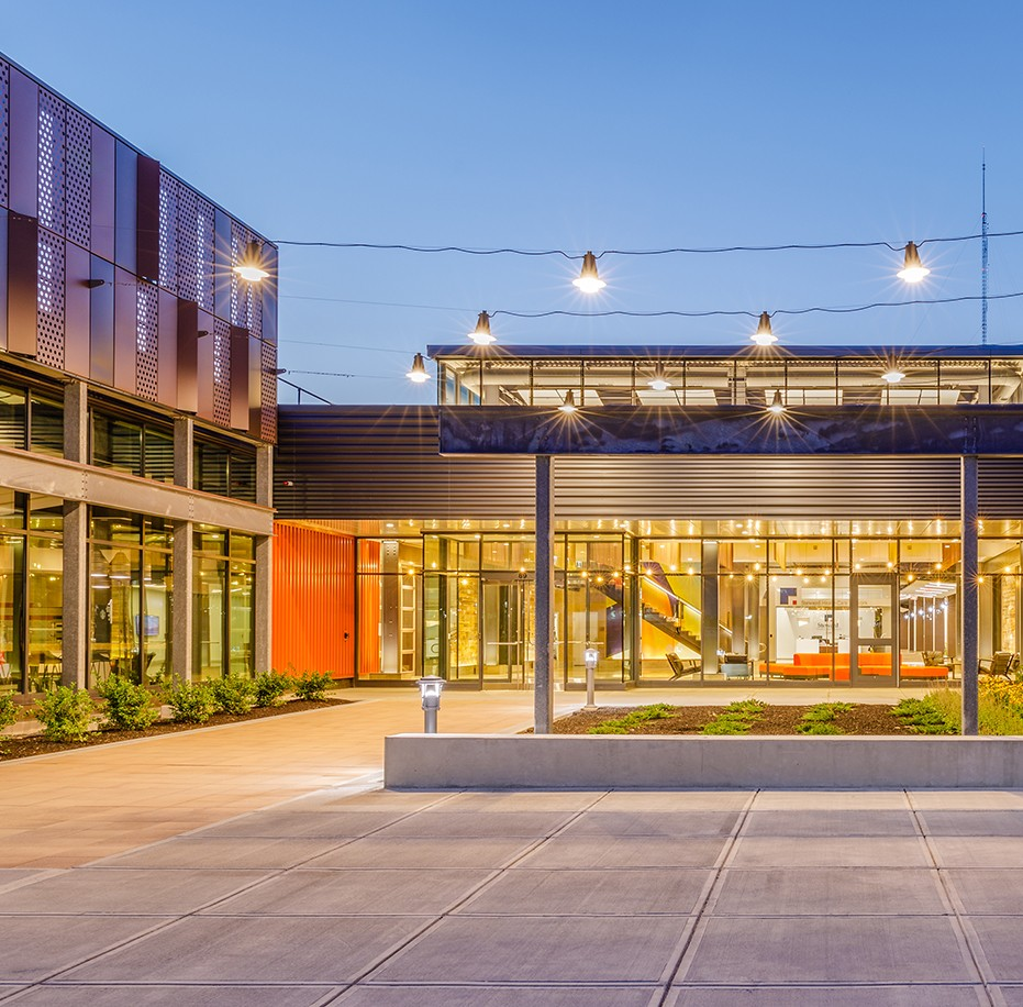 89 A Street Founders Park | Exterior design by SMMA