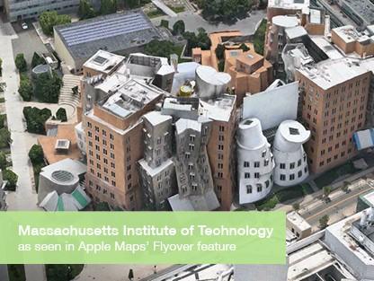 SMMA | Boston iOS11 Indoor Maps | Aerial