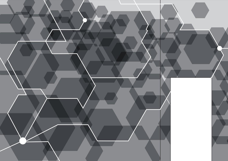 grayscale mosaic pattern smma design