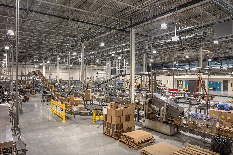 MS Walker Manufacturing Floor