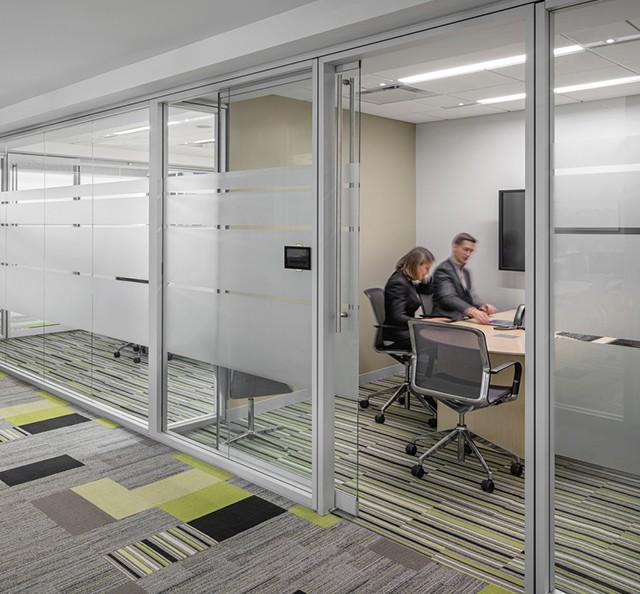 Design for Transparent Office