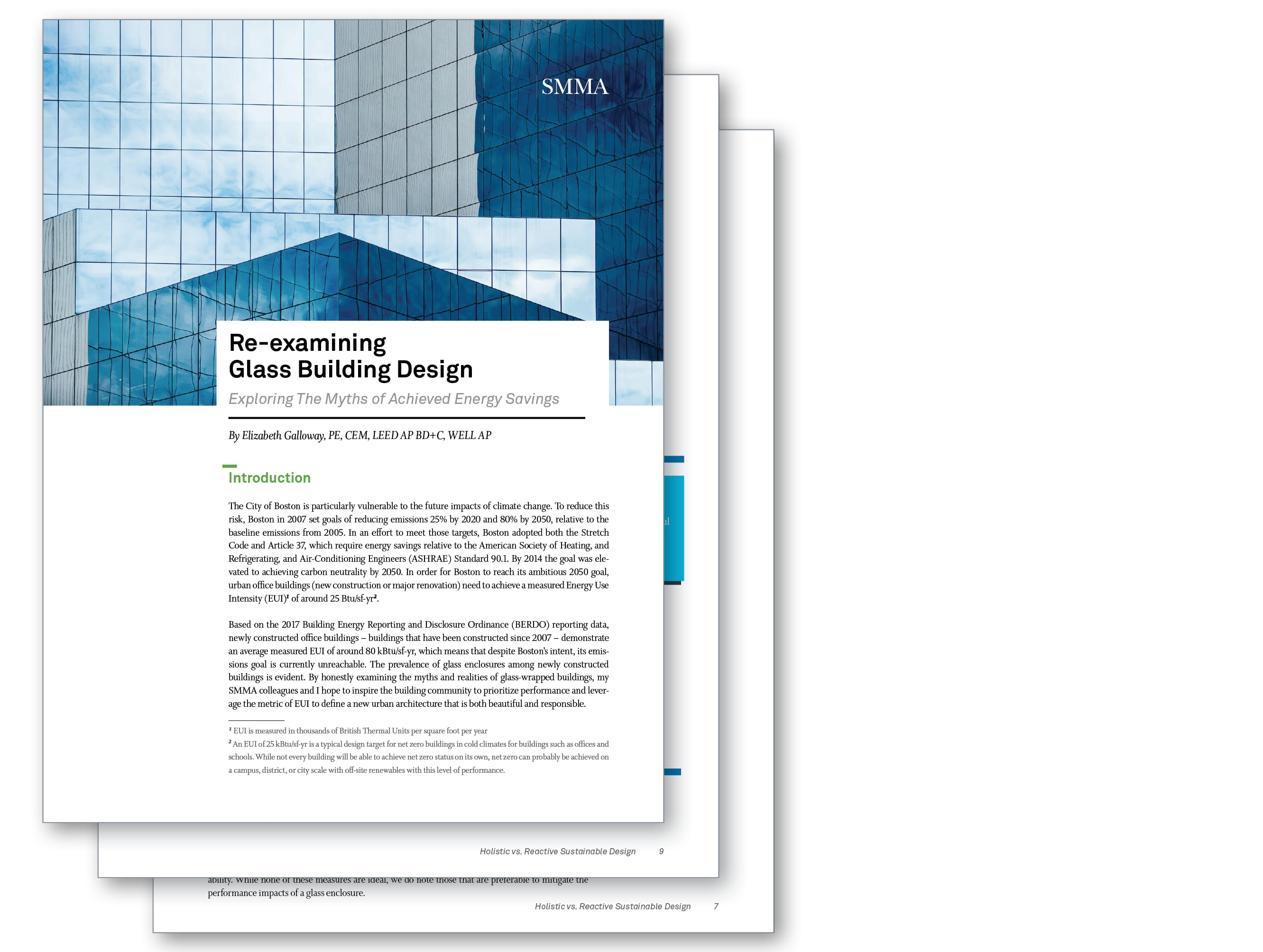 Re-examining Glass Building Design: Exploring the Myths of Achieved Energy Savings