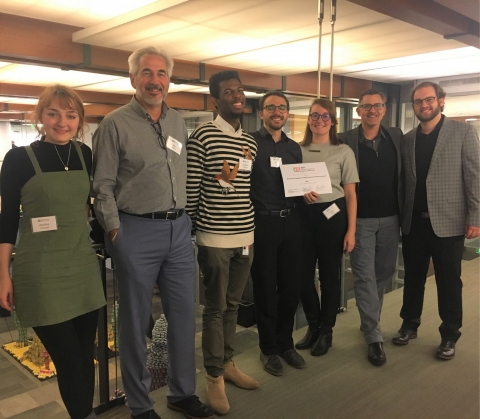 SMMA Recognized as 2018 AIA New England Emerging Professional Friendly Firm