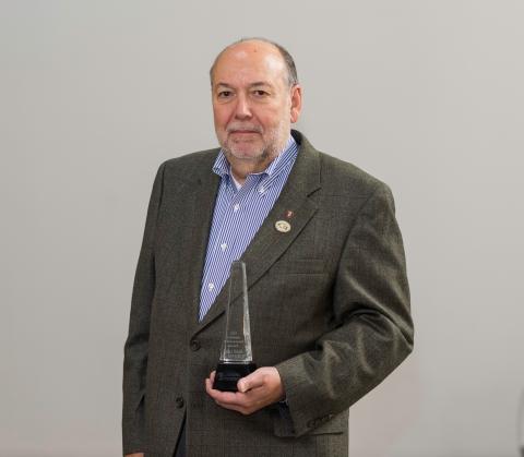 Philip J. Poinelli Honored By A4LE Lifetime Achievement Award