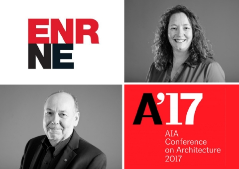 Lorraine Finnegan Philip Poinelli ENR NE AIA CAE Design Juries