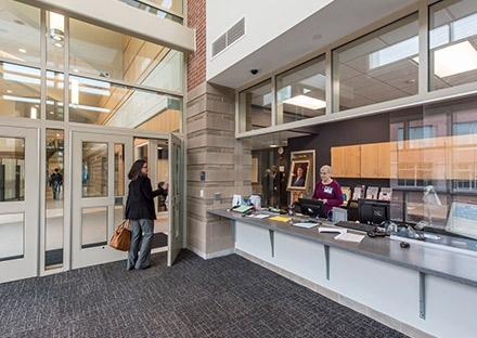 SMMA School Security Design