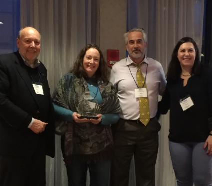 North Middlesex Regional High School Wins Edward Kirkbride Award