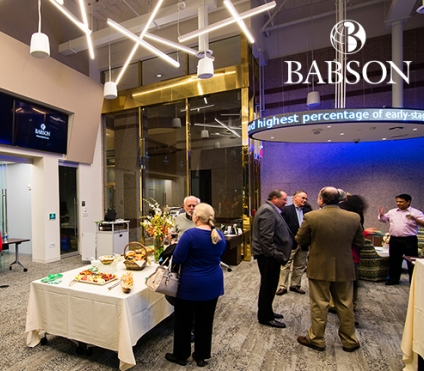 Babson College Boston Entrepreneur Center