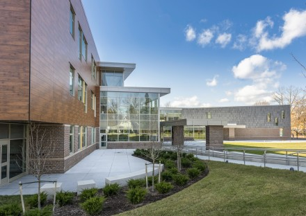 Templeton Elementary School Exterior View