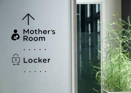 Designing Mothers Rooms at SMMA.
