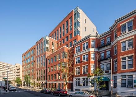 44 Burbank Street, Symphony Court, Boston MA.
