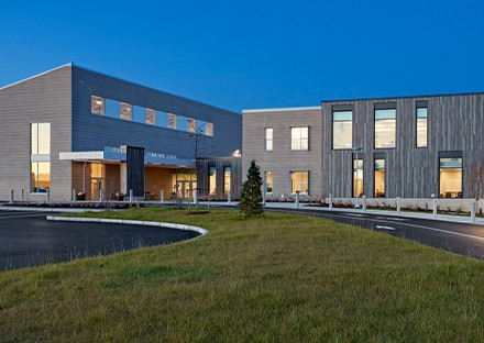 OPM Services for Bourne Intermediate School in Bourne, MA.
