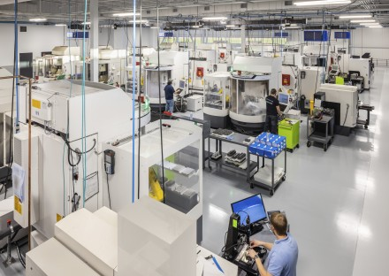 Designing for Light Industrial Manufacturing