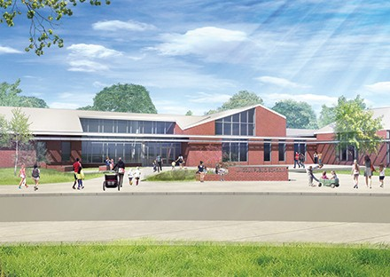 Lincoln Public School Design by SMMA and Ewing Cole
