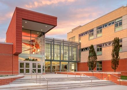 Winchester High School SMMA Exterior