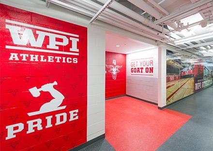 SMMA renovation of WPI's Harrington Auditorium
