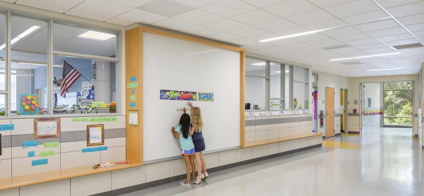 Bancroft Elementary School Interactive Classroom Design