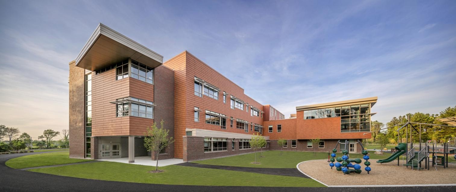 Bancroft Elementary School Design by SMMA