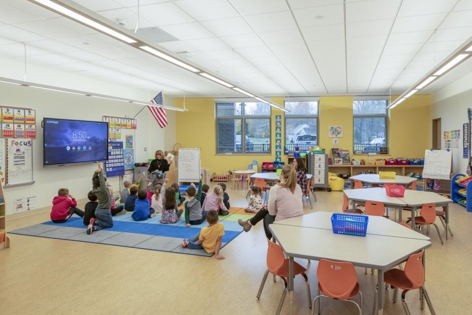 Templeton Elementary Classroom