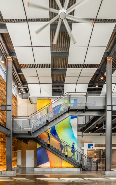 Stairwell Lobby