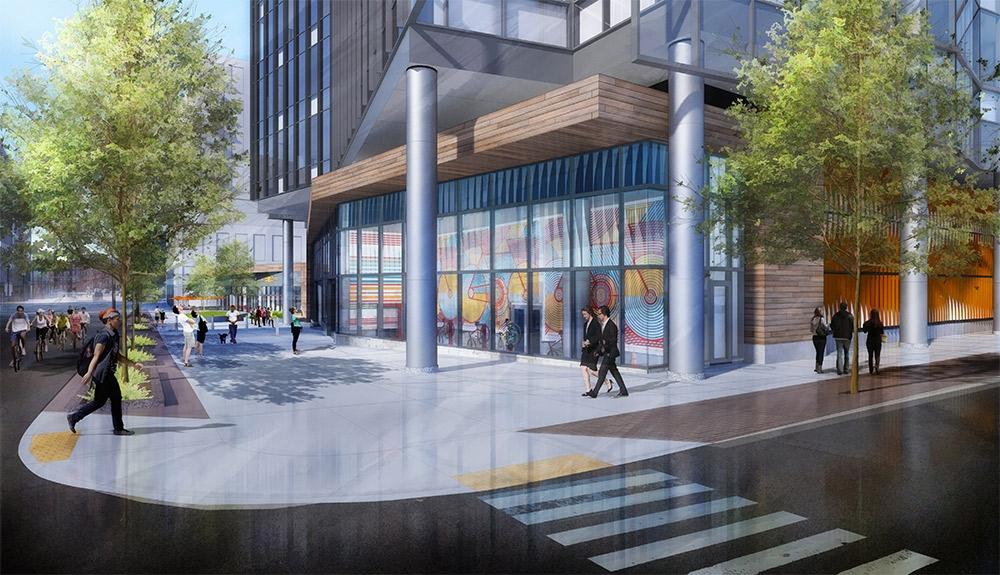 321 Harrison Avenue Boston South End Office Building Retail