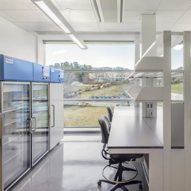 Process Research facility at 200 Shire Way.