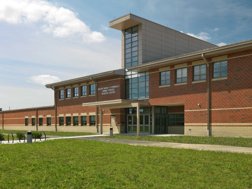 Fort Devens Exterior Building Design