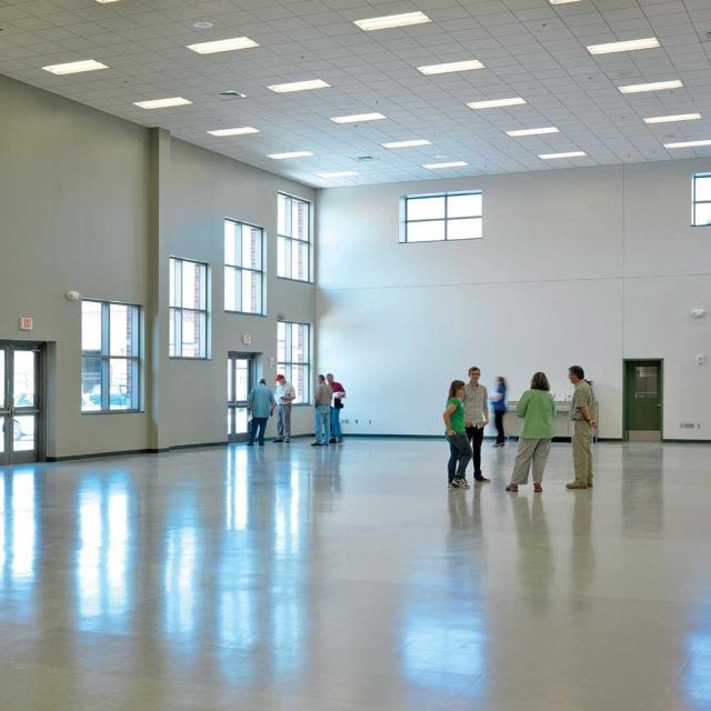 Fort Devens openroom design