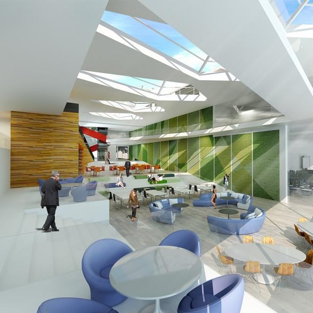 SMMA corporate office design