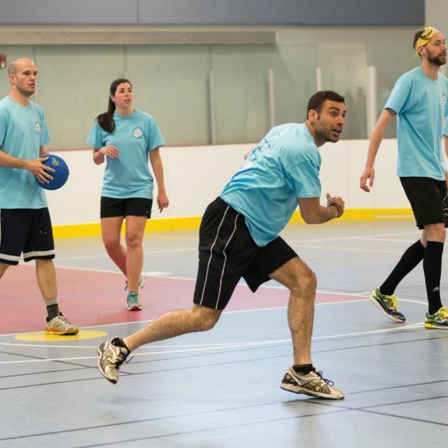 SMMA dodgeball team