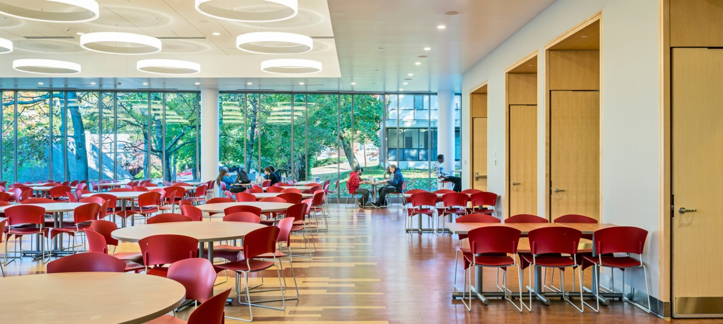 Framingham State McCarthy Dining Commons and Campus Center SMMA