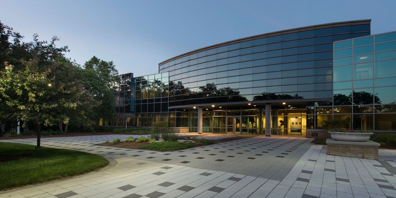 Analog Devices Exterior