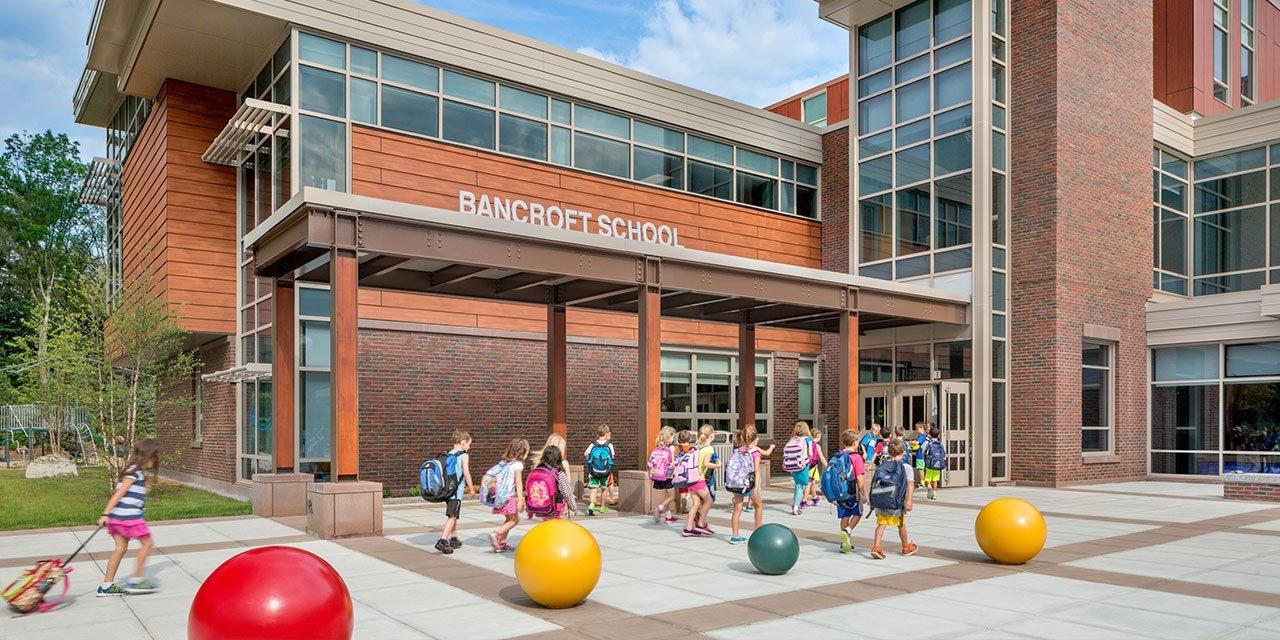 Bancroft Elementary School Designed by SMMA