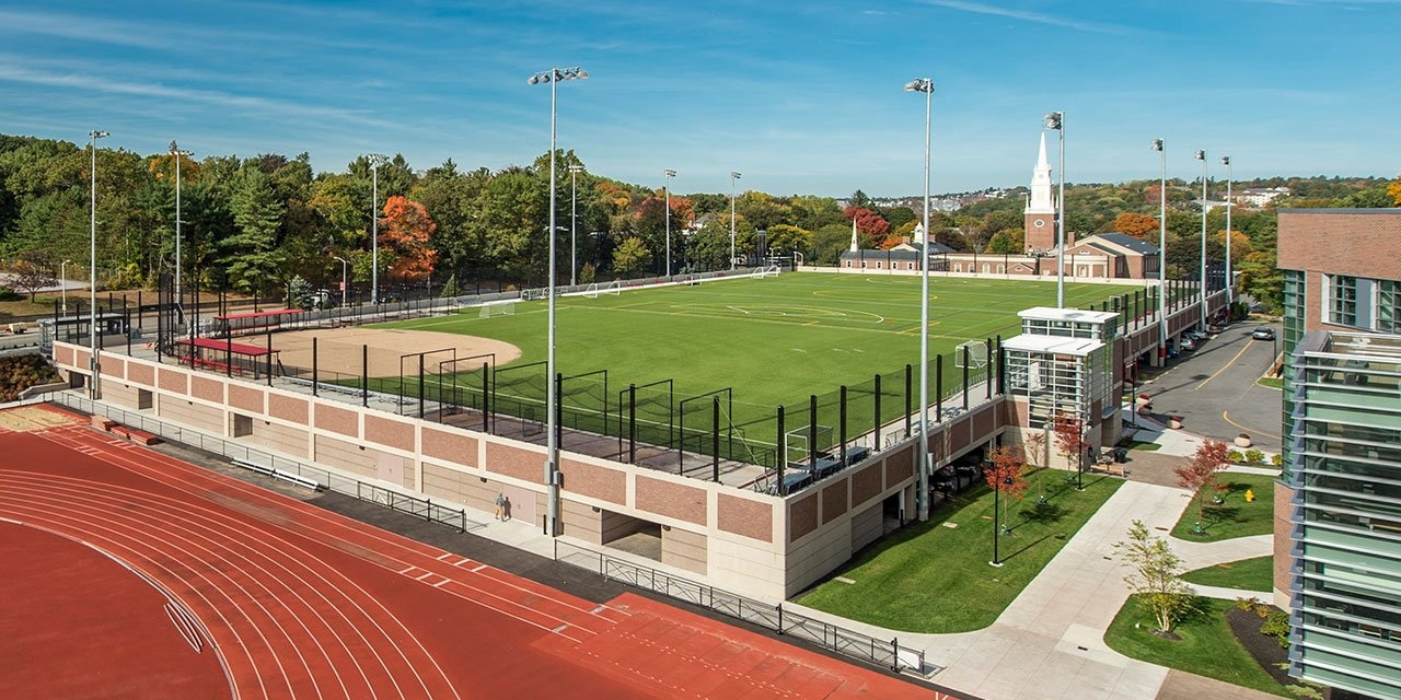 Worcester Polytechnic Institute Exterior