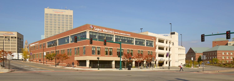 St  Vincent Hospital Cancer and Wellness Center | SMMA